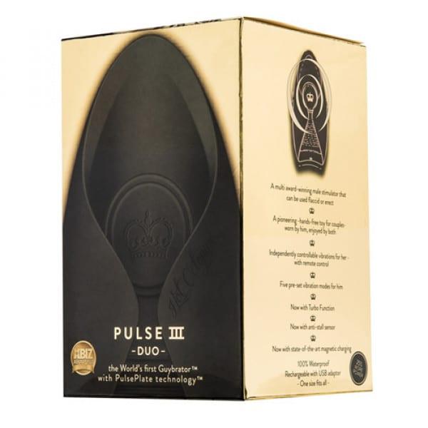 Pulse III Duo Masturbator - Hot Octopuss