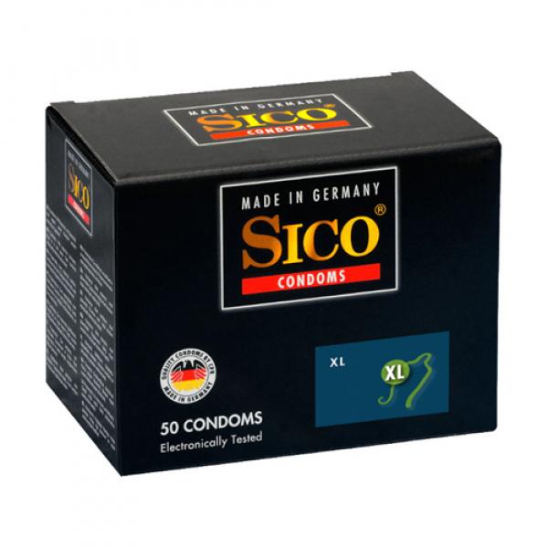 Sico XL Condooms - 50 Stuks - Sico