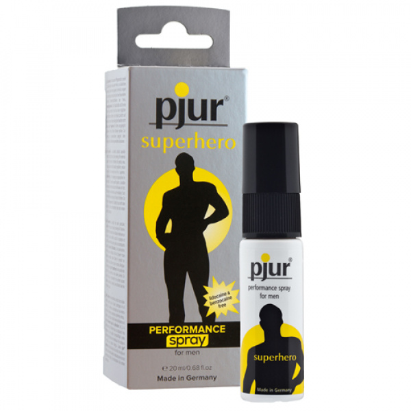 Pjur Superhero Performance Spray - Pjur