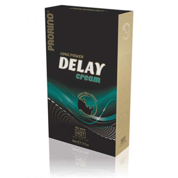 Prorino Long Power Delay Cream - HOT