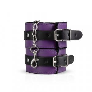 Secret Pleasure Chest Purple Apprentice Polsbanden BDSM