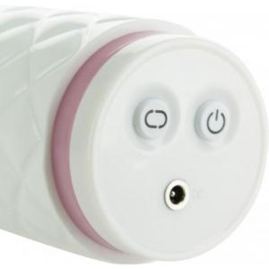 Feisty Stotende Vibrator Pink Onderkant