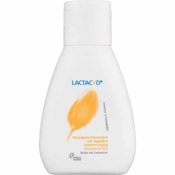 Lactacyd Intieme Wasemulsie - 50ml - Lactacyd