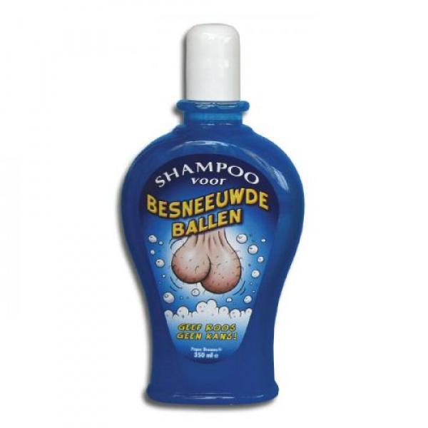 Fun Shampoo - Besneeuwde Ballen - You2Toys