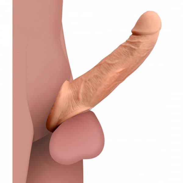 Ultra Real Penis Sleeve - Size Matters