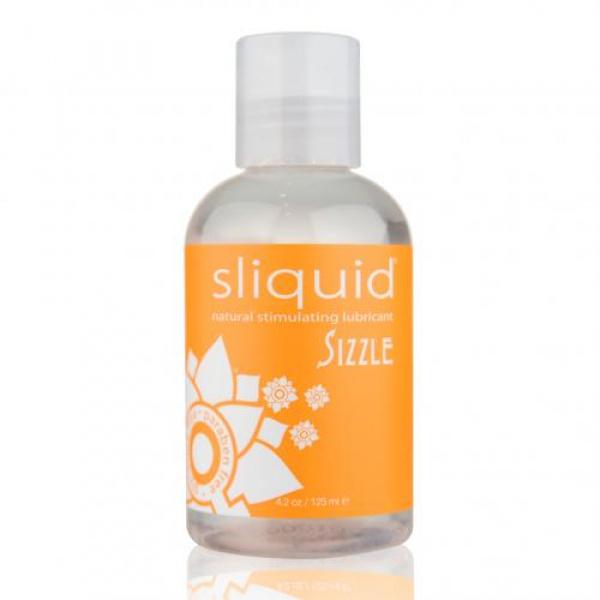 Sliquid Naturals Sizzle Vegan Glijmiddel - Sliquid
