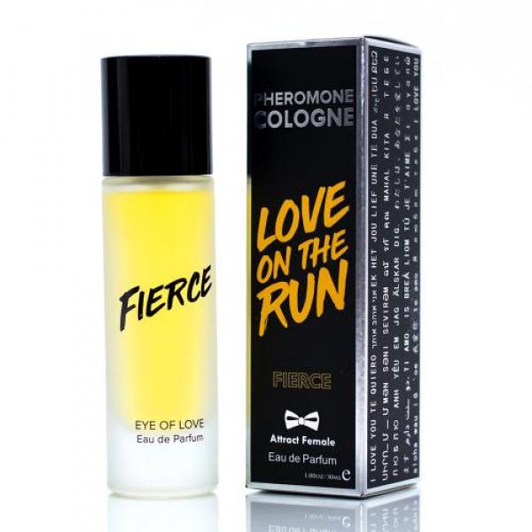 Fierce Feromonen Spray - Man/Vrouw - Eye Of Love