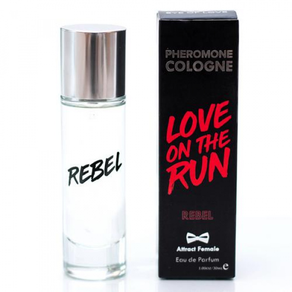 Rebel Feromonen Spray - Man/Vrouw - Eye Of Love