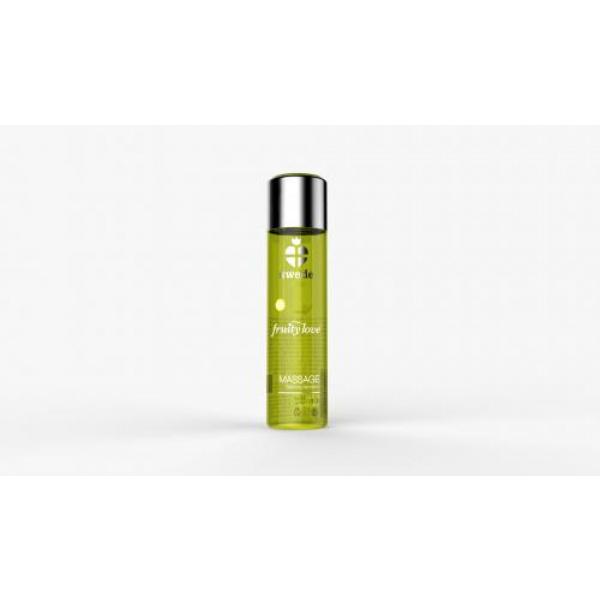 Vanille/Nashipeer Waterbasis Glijmiddel - 60 ml - Swede