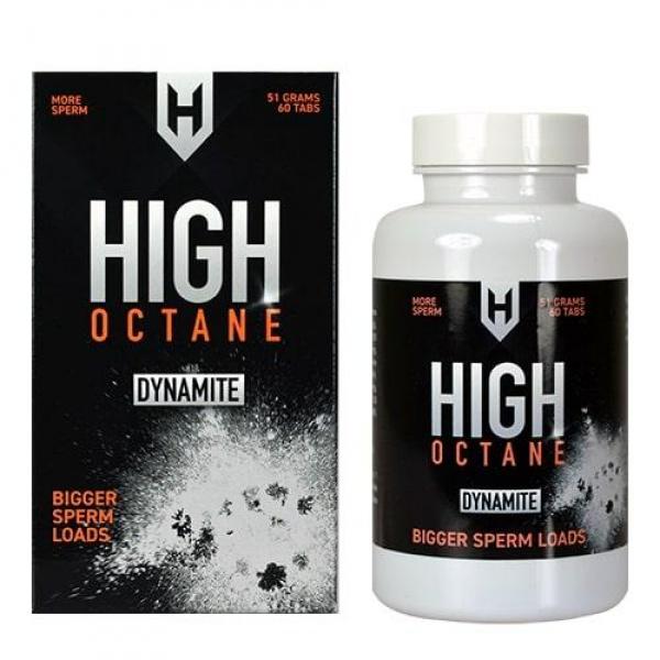 High Octane Dynamite Sperma Verbeteraar - Morningstar