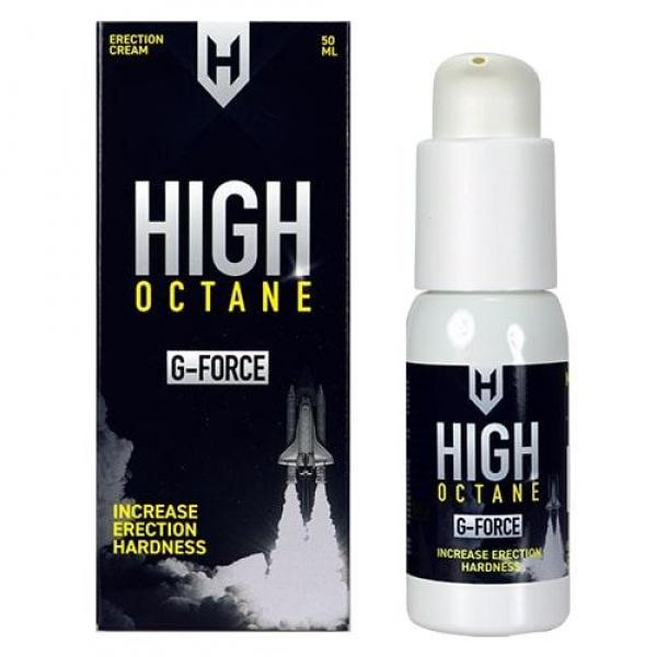 High Octane G-Force Erectie Stimulerende creme - Morningstar