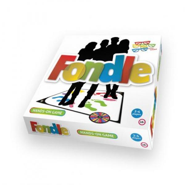 Erotisch Spel - Fondle Game - Play Wiv Me