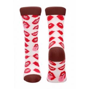 Sexy Sokken - Lip Love - S-Line