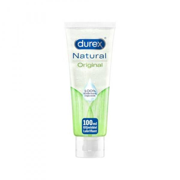 Durex Naturel Glijmiddel Op Waterbasis - 100 Ml. - Durex